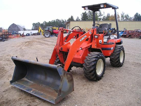 Kubota R-520 Loader Drive Shaft