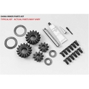 Dana 70 Spyder Gear Kit Power Lock: 2021290 (replacement for 707254X)