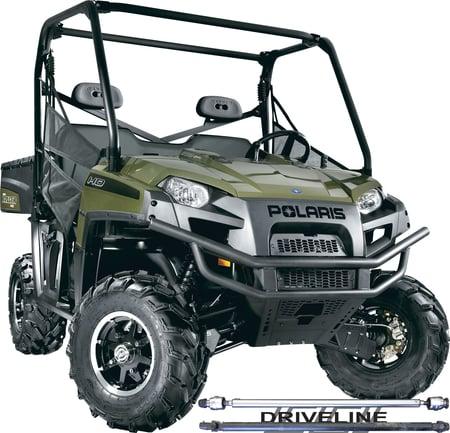 Polaris  >> Polaris Ranger Magnum Driveshaft Ccidriveline Com