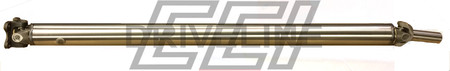 "05 Ford F150 4X4 5.4L Supercrew Shortbed 139"" WB Rear 1 Piece Driveshaft"