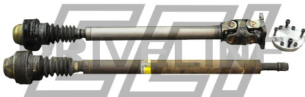 Grand Cherokee WJ 4X4 UP-GRADE Front Drive Shaft