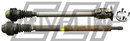 Liberty KJ 4X4 UP-GRADE Front Drive Shaft